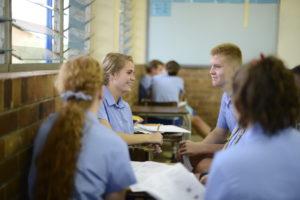 Hoërskool-Frikkie-Meyer-klas